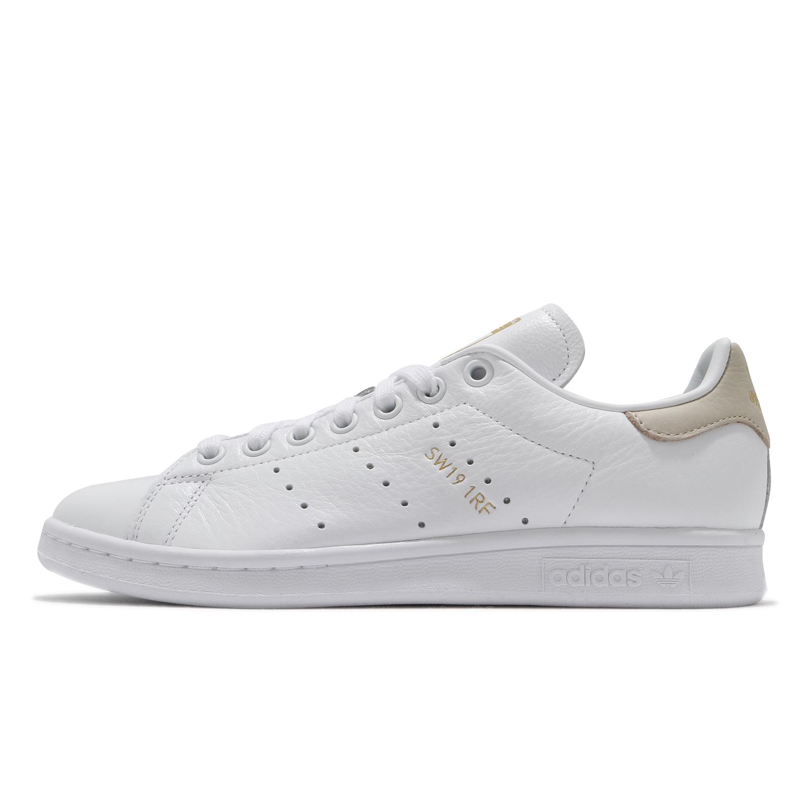 adidas 休閒鞋 Stan Smith 白 金 紅 草莓 小白鞋 愛迪達 三葉草 女鞋 男鞋【ACS】 FY9202