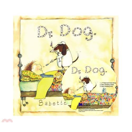 Dr. Dog (1平裝+1CD)(韓國JY Books版)【三民網路書店】(有聲書)[75折]