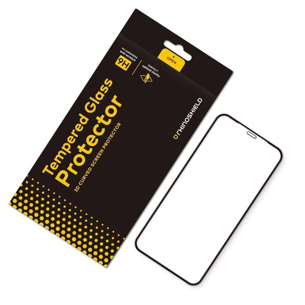 犀牛盾 iPhone 12 mini / 12 / 12 Pro / 12 Pro Max 9H 3D滿版玻璃保護貼