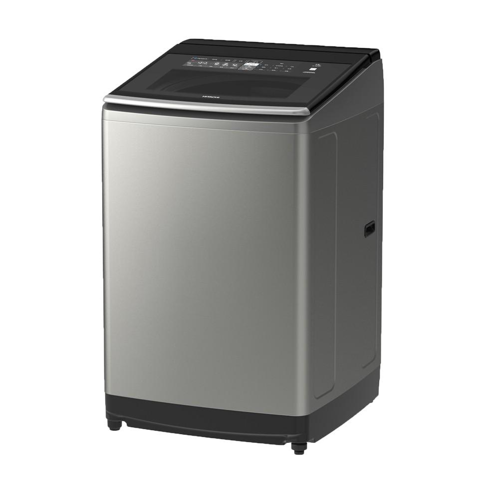 HITACHI日立 直立式變頻洗衣機 17公斤 SF170TCV(SS)星燦銀