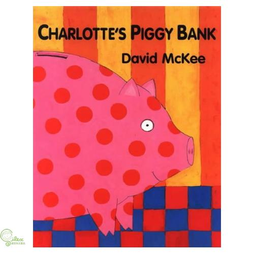 Charlotte's Piggy Bank【禮筑外文書店】[79折]