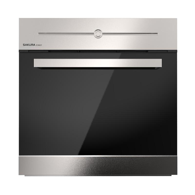 櫻花牌 嵌入式電器收納櫃 炊飯櫃 E3621 (不銹鋼托盤.烤漆內框)《日成廚衛》
