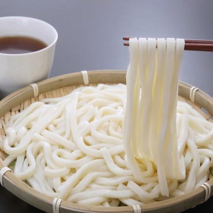 【上野物產】熟凍勁道烏龍麵 (180g)*3包