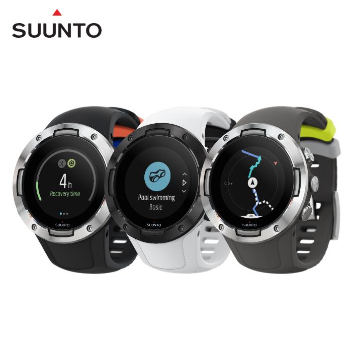 【新顏色】SUUNTO 5 堅固輕巧質精、絕佳電池續航力的多項目運動GPS腕錶經典