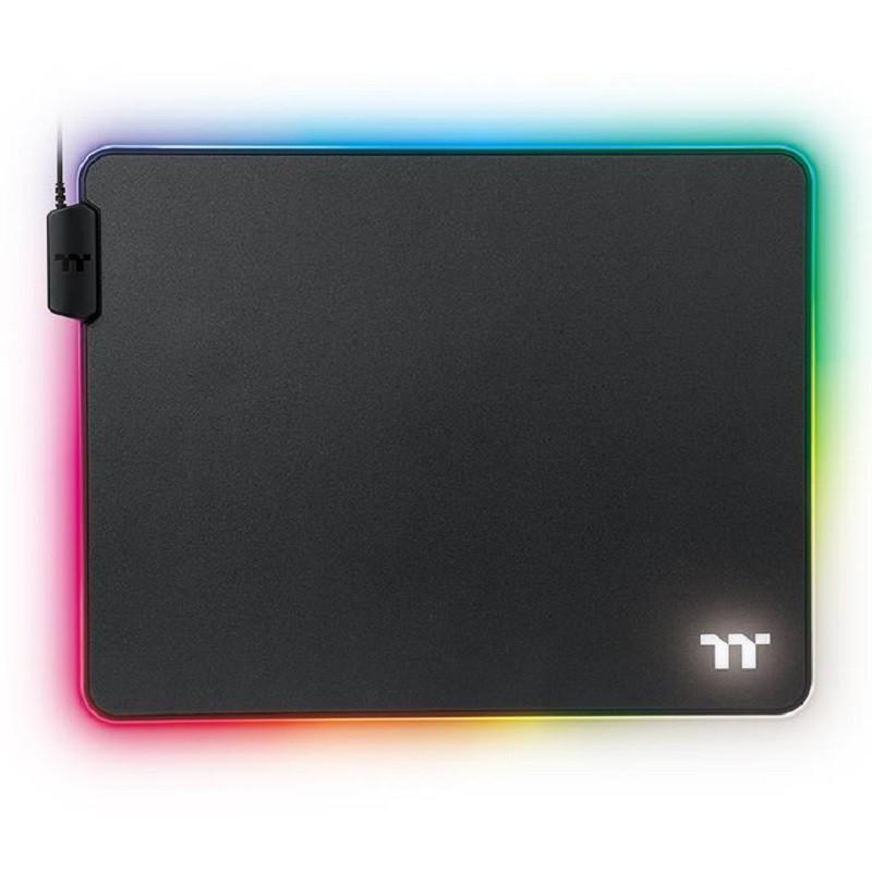 Thermaltake 曜越 Level 20 RGB 電競滑鼠墊 宇星科技