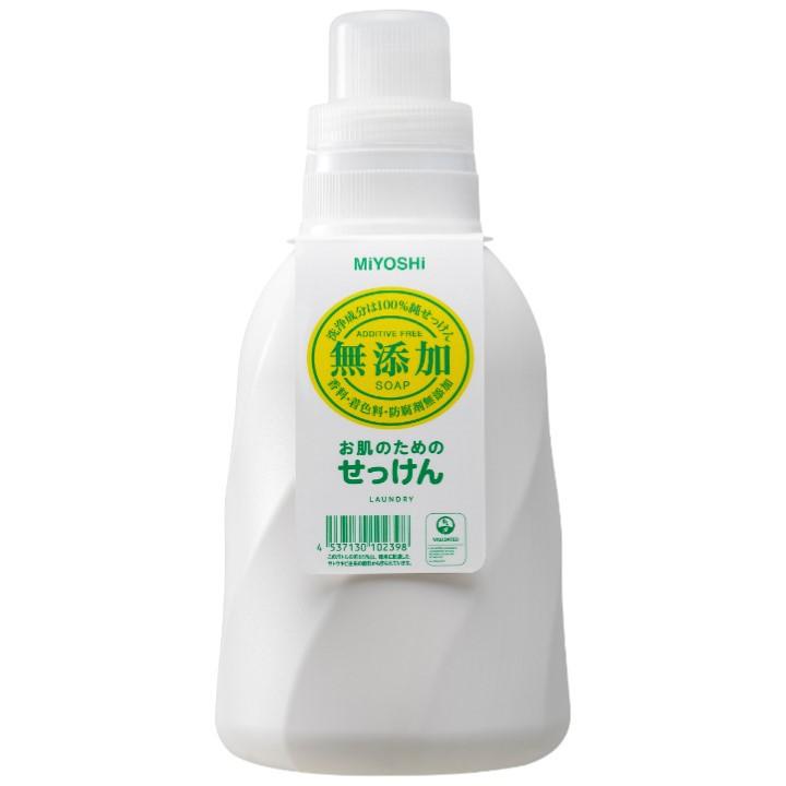 MIYOSHI 玉之肌 無添加保護肌膚洗衣精 1100ml
