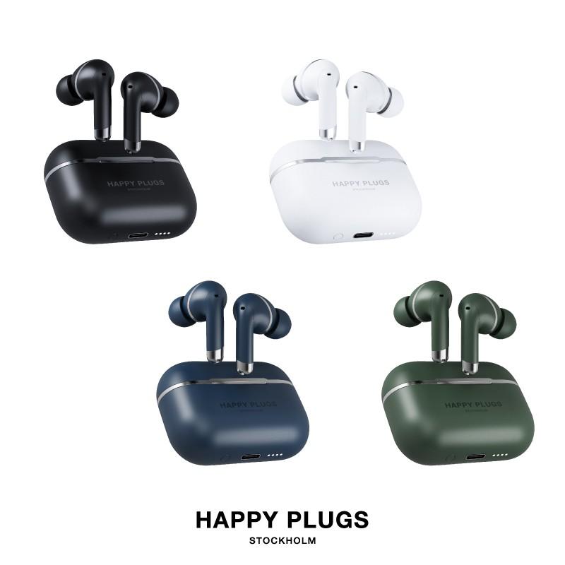Happy Plugs Air 1 ANC真無線藍牙降噪耳機