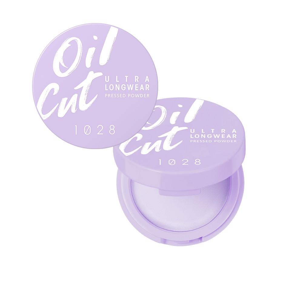 1028 Oil Cut 超吸油蜜粉餅 (紫微光) 現貨 【佳瑪】