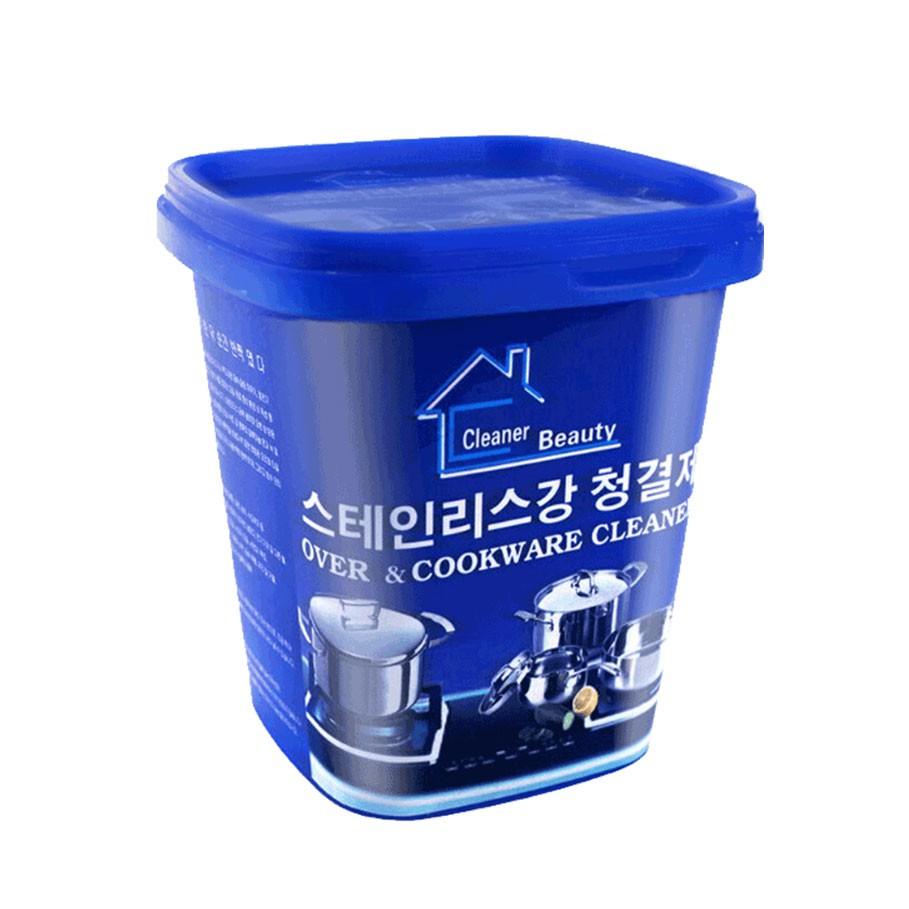 多功能不鏽鋼去汙清潔膏 韓國熱銷 台灣現貨 不銹鋼 清潔 打掃 廚房 油垢 清洗膏 去漬 大掃除 清潔劑 除鏽 除銹