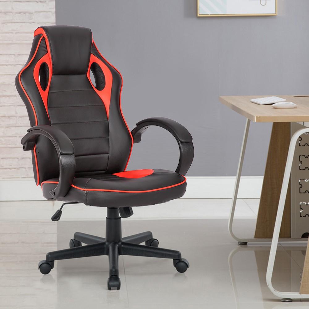雄圖賽車型電競椅-EGS001 二色可選 | 美規設計傢俱