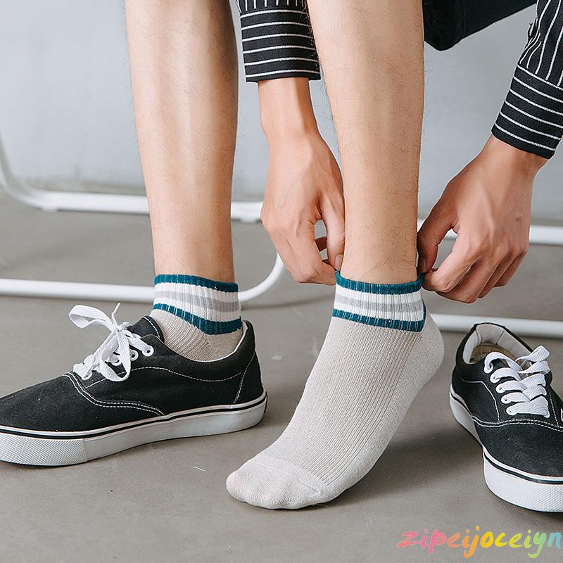 襪子 男棉襪 短襪 船襪 低幫 百搭 個性 透氣潮襪