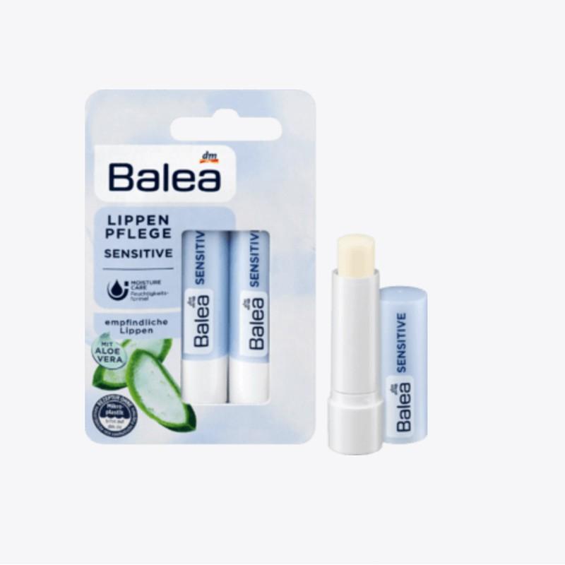 德國Balea蘆薈親膚2入護唇膏