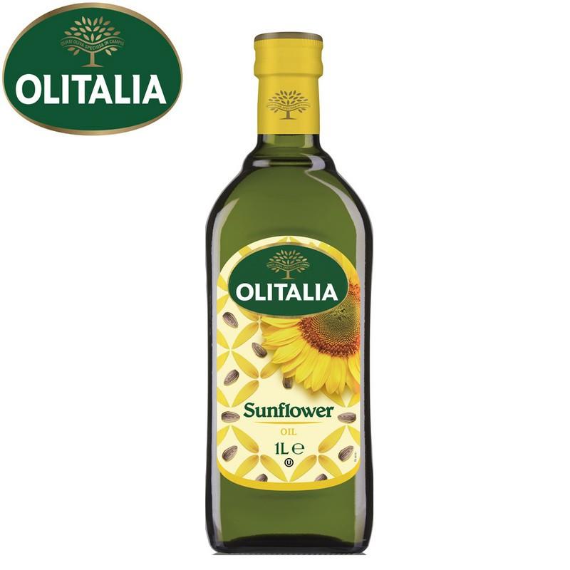 奧利塔Olitalia葵花油1L