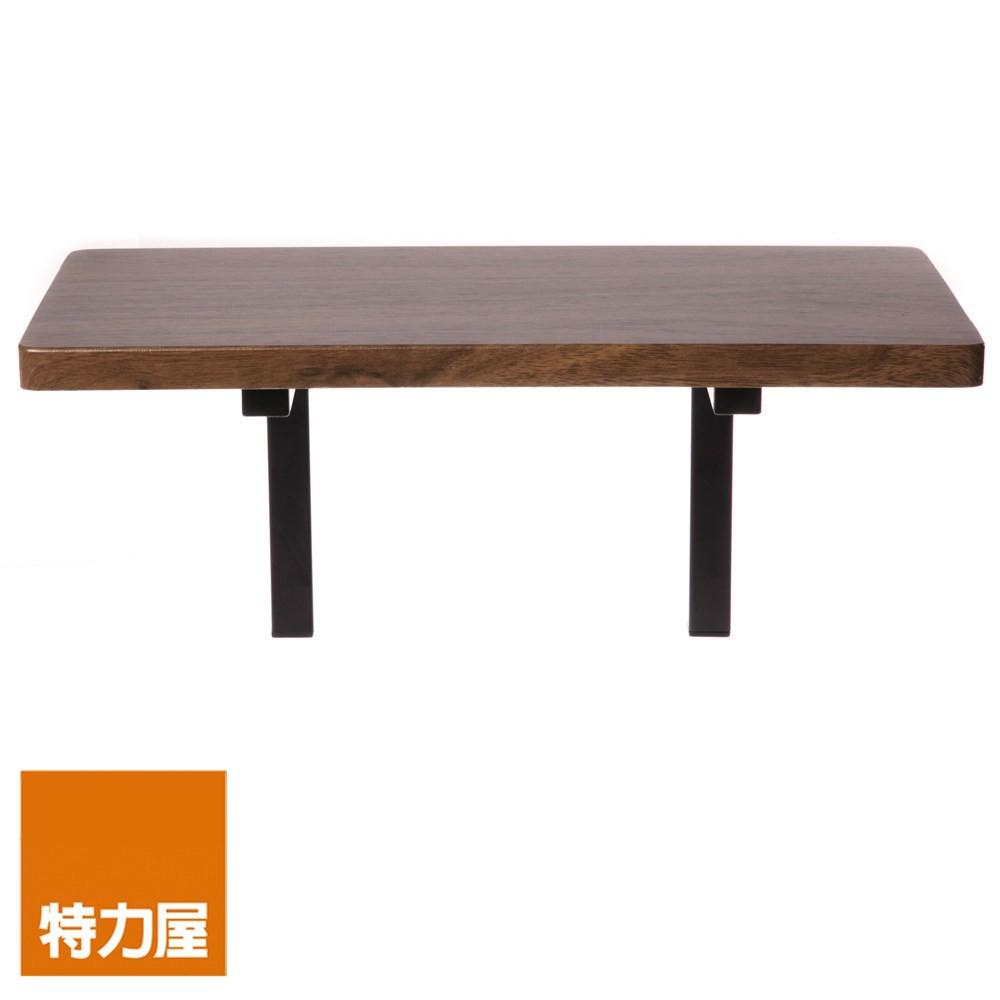 特力屋萊特書桌 層板配件 深木紋色