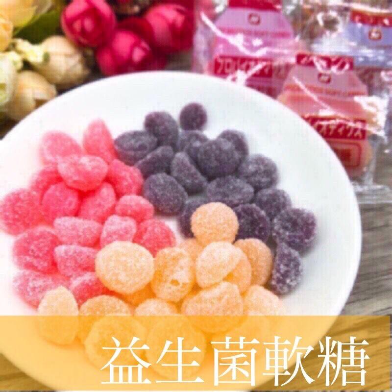 益生菌QQ軟糖 原味/草莓/葡萄口味 150公克裝(約30小包)