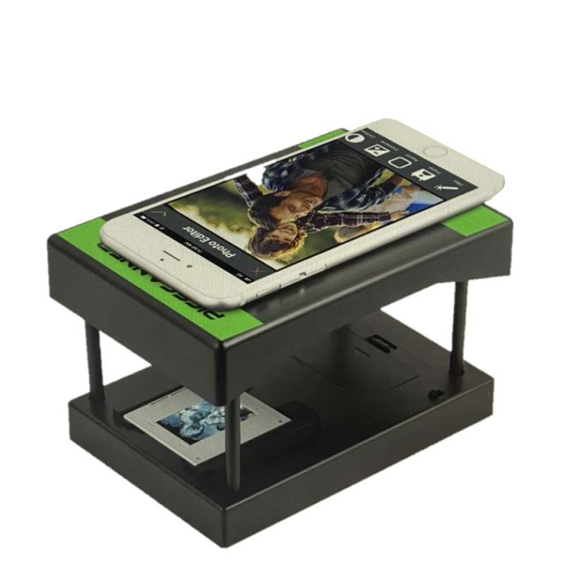 Rybozen 幻燈片和底片掃描器 Mobile Film and Slide Scanner,Digital Phot