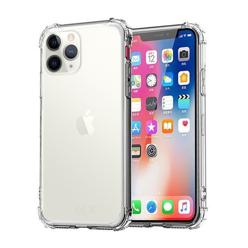 iPhone 12 Pro Max 氣囊防摔保護殼(6.7吋)