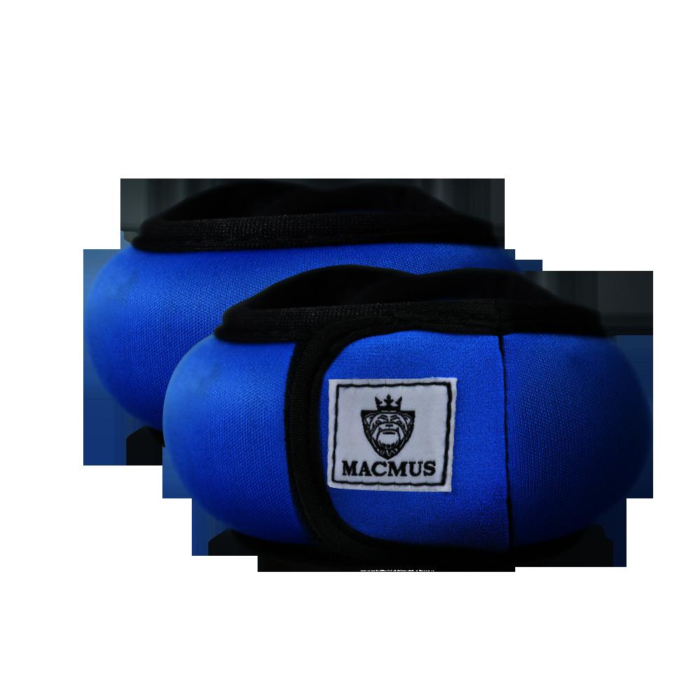 【MACMUS】1公斤瑜珈用運動沙包|居家負重沙袋|適合綁腳綁手|復健沙包|健身沙包