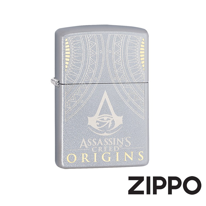 ZIPPO 刺客教條-起源防風打火機 美國設計 29785