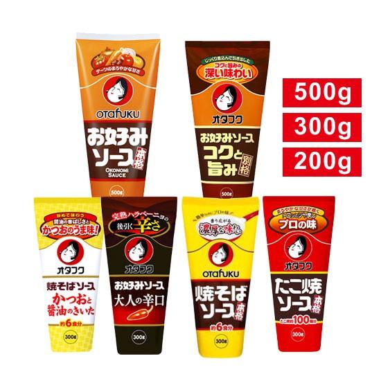 日本 OTAFUKU 多福 大阪燒香醋 大阪燒醬 廣島燒 香醋 章魚燒醬 炒麵醬