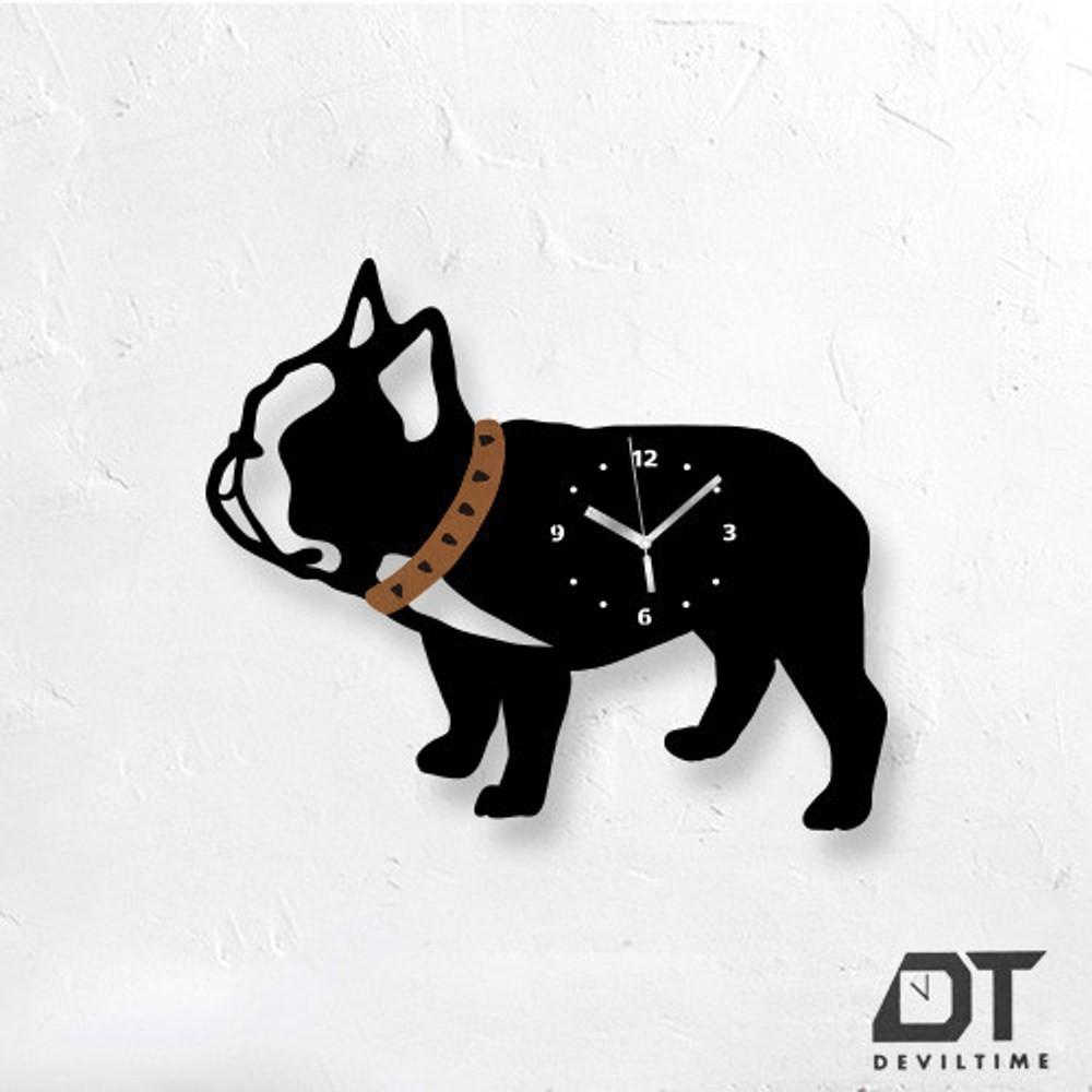 DTTime動物系列-法國鬥牛犬