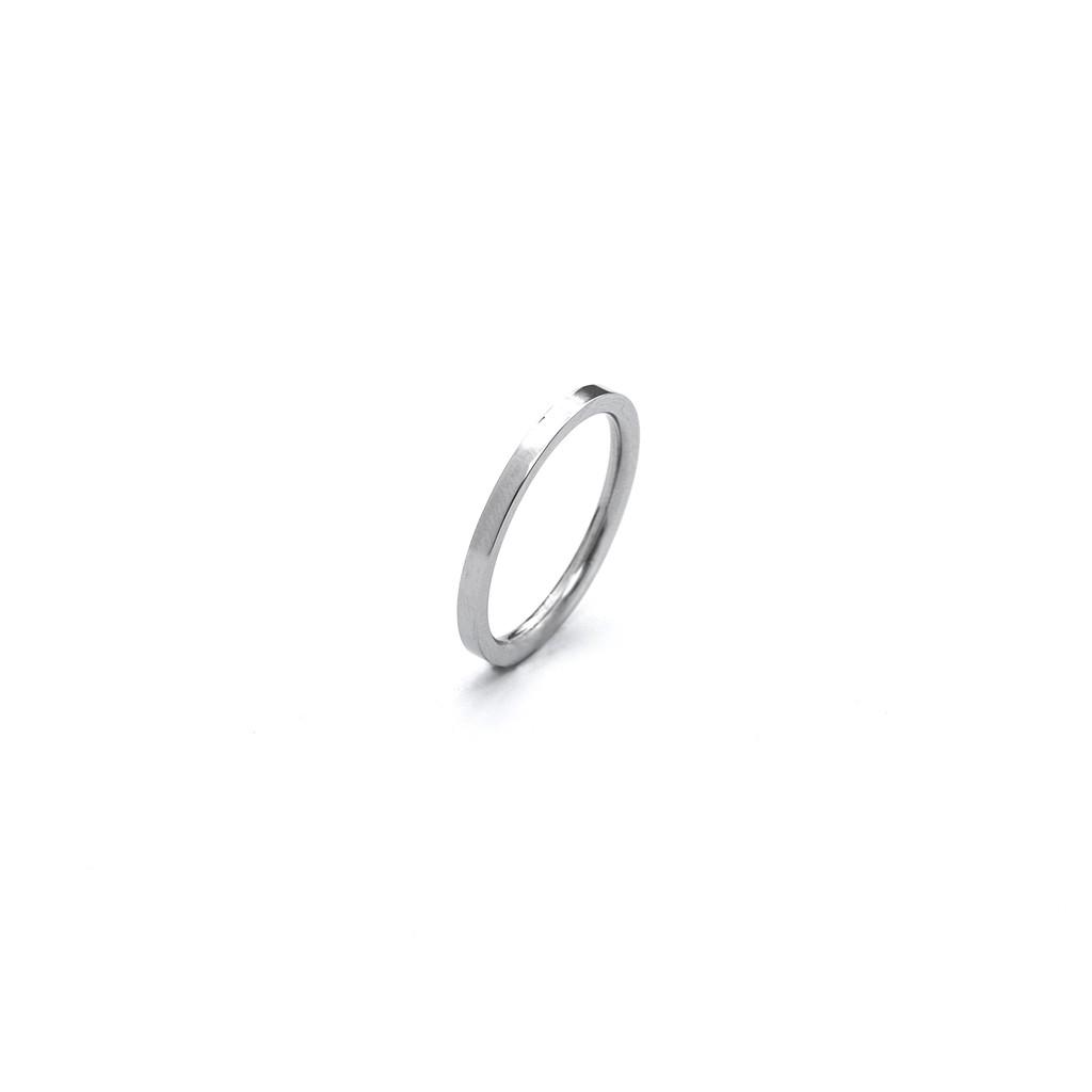 Recovery 2mm 素面基本戒指