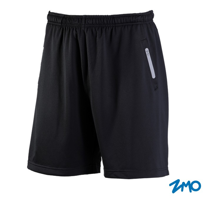 【ZMO】 男運動短褲 -黑色