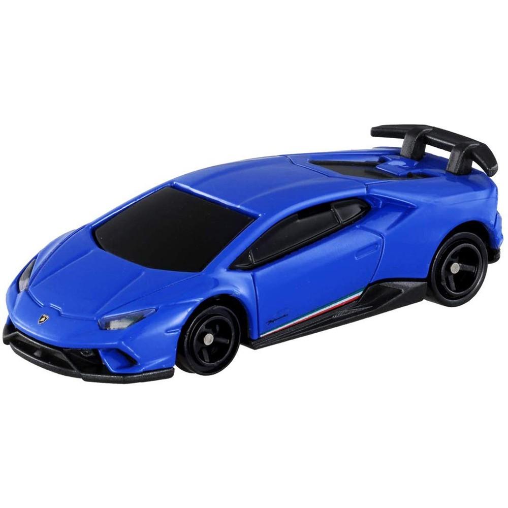 TOMICA 4D 小汽車 藍寶基尼 Blu Le Mans