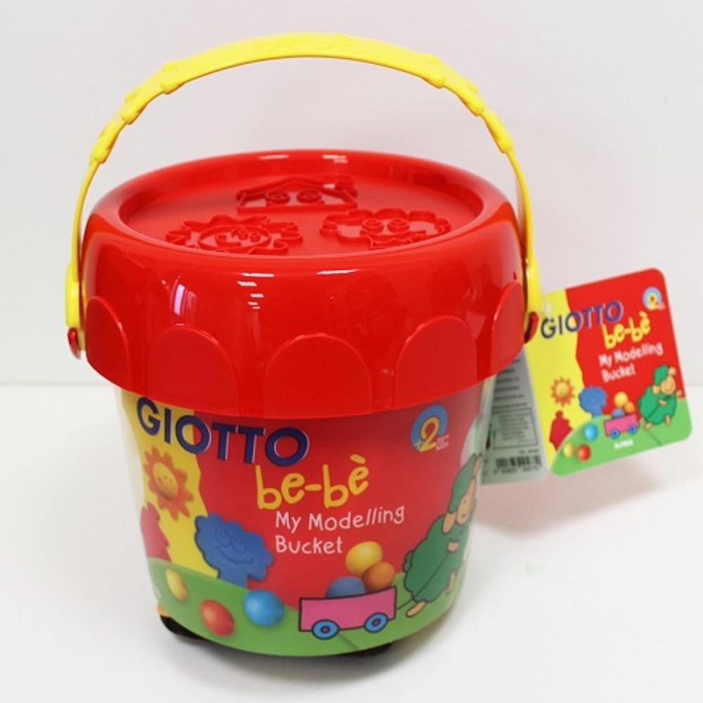 GIOTTO BEBE 幼兒超軟黏土禮物桶