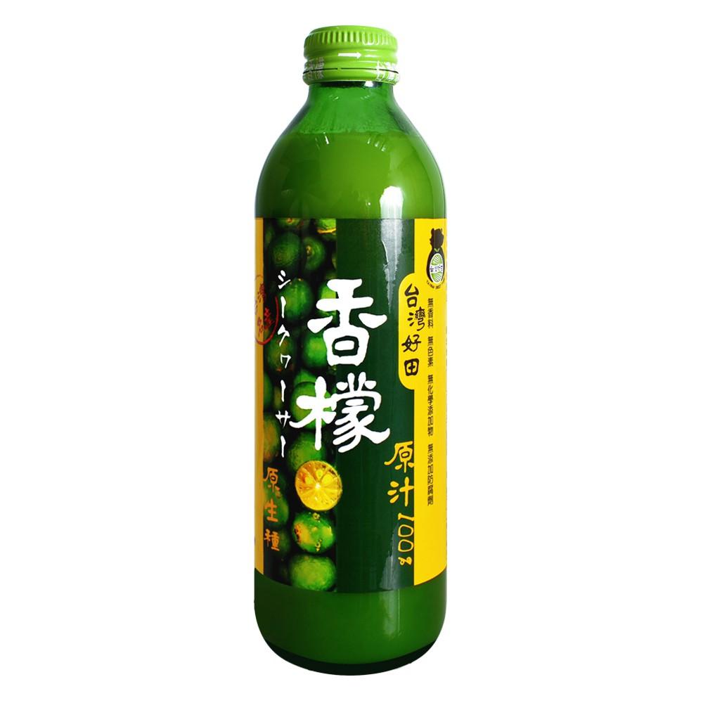 台灣好田香檬原汁300ml【佳瑪】