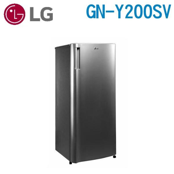 LG 樂金 可議價 191公升智慧變頻單門冰箱GN-Y200SV(銀)