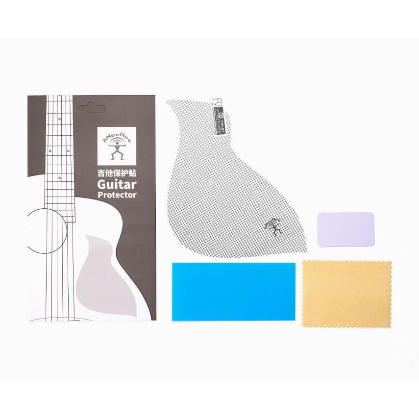 aNueNue防刮護板 / 面板保護貼 3H硬化防磨防刮/保護琴面 公司貨 【宛伶樂器】