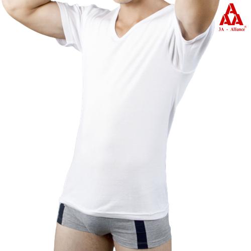 純白色v領內衣現貨快速出貨 內衣 背心 v領 短袖 背心男生 針織背心 工裝背心