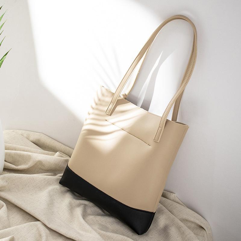 【免運】手提包女 2020新款流蘇包大容量單肩女包 韓版托特流浪包手提學生手機零錢pu軟皮包