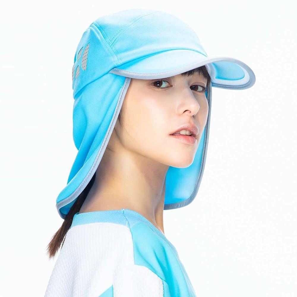 HOII后益 二合一護耳帽(三色:黃/紅/藍)