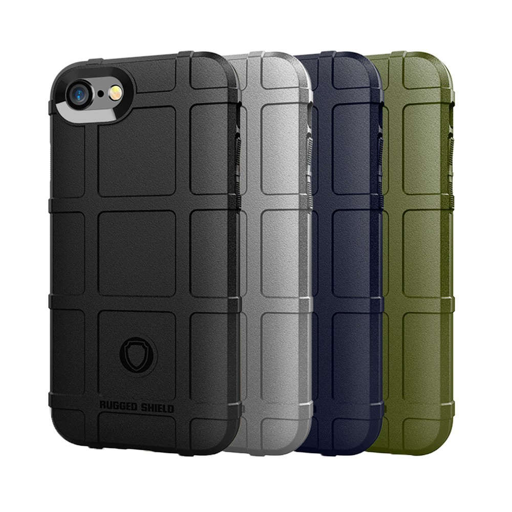 IPhone 8 7 6s 6 Plus SE2 2020 保護殼防摔耐磨軍規手機殼防撞軟殼