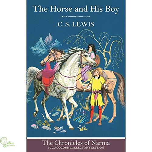 The Horse and His Boy Unabridged CD【禮筑外文書店】[79折]