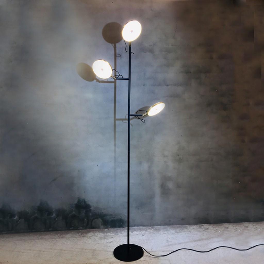 H&R安室家 disk LED落地燈