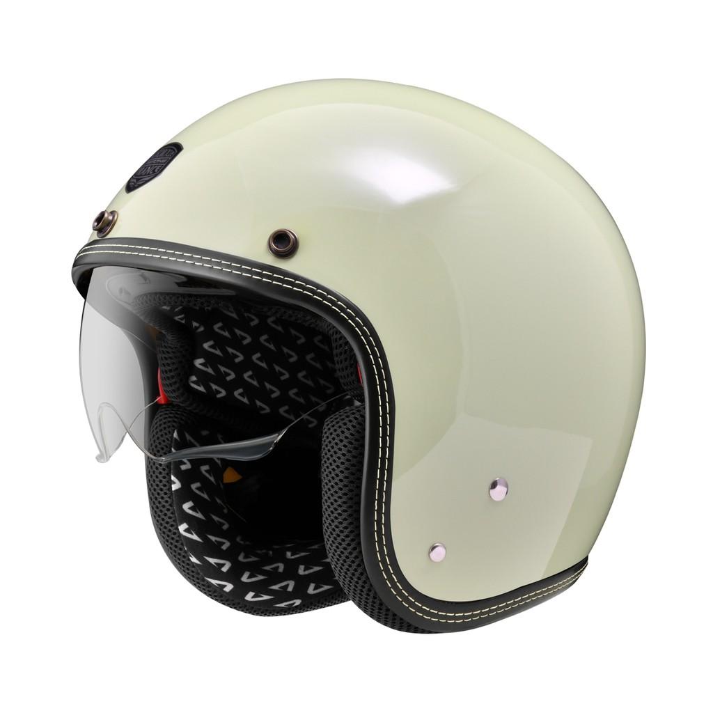 【ASTONE】SP3 素色 (雪烙黃) 復古帽 安全帽 內襯可拆洗