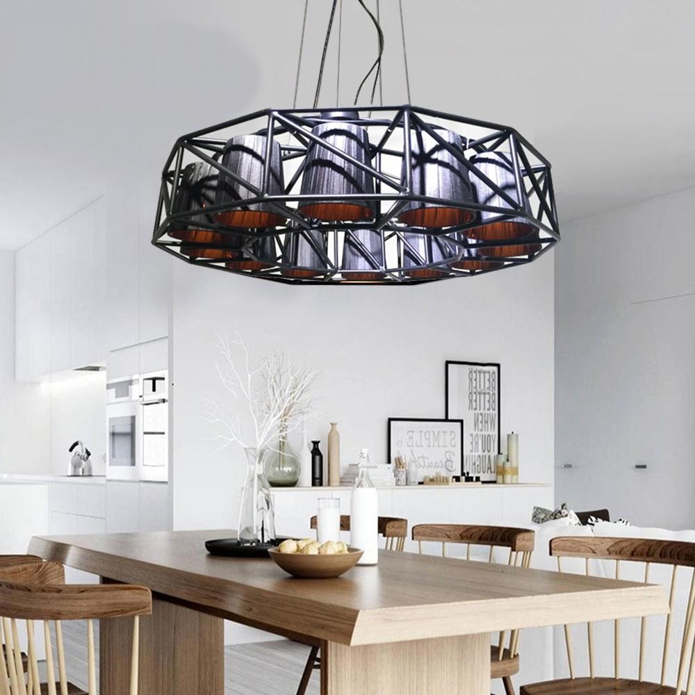 H&R安室家 78x15cm 12燈摩天輪吊燈