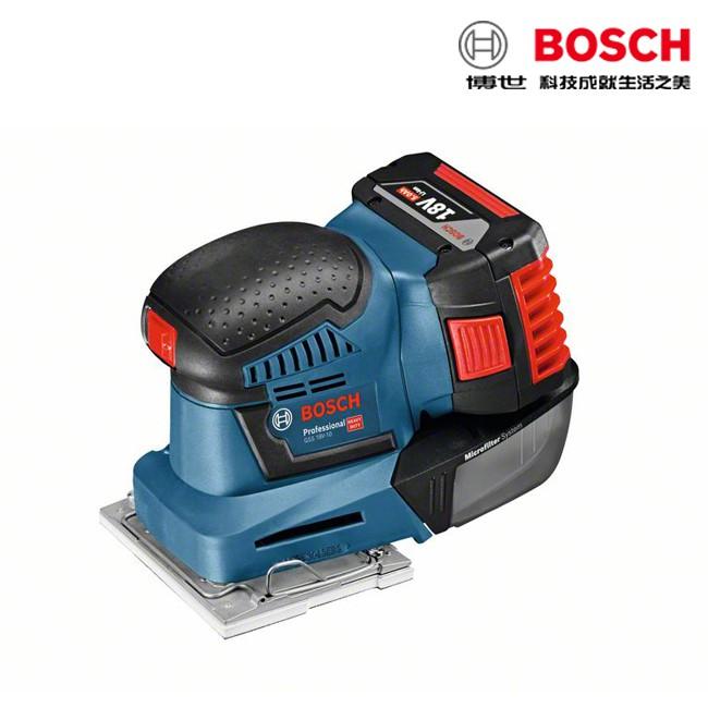 BOSCH博世 GSS 18V-LI 充電式 鋰電池 砂紙機 研磨機 磨平機 非GSS 1400 1400A