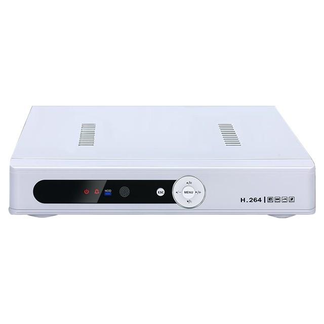 XVR混和型遠控監視器專用錄影主機 支援AHD CVBS IPC HVR