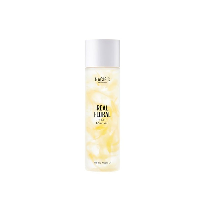 韓國 NACIFIC 金盞花花瓣化妝水 180ml 舒緩化妝水 化妝水
