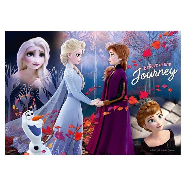 Frozen2冰雪奇緣2(5)拼圖108片