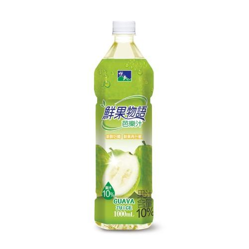 悅氏 芭樂汁(1000ml/瓶)[大買家]