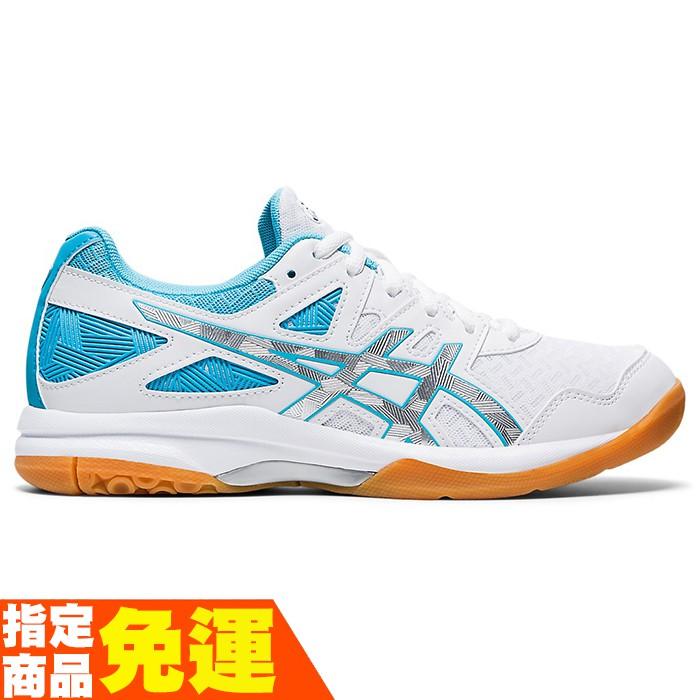 ASICS GEL-TASK 2系列 女排球鞋 室內運動鞋 1072A038-102 贈運動襪 20FW【樂買網】