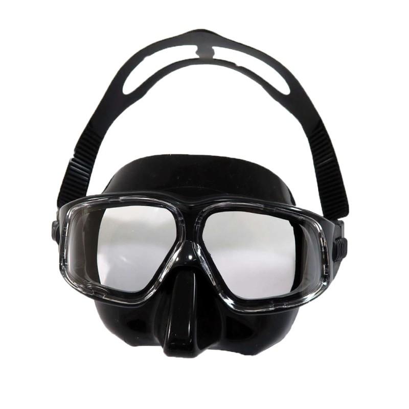 {SAEKODIVE}M-205 自由潛水黑矽膠面鏡 /白矽膠面鏡【gogoscuba】