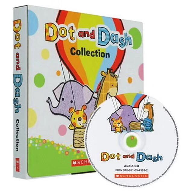 Dot And Dash Collection (w/ CD)【歌德書店】