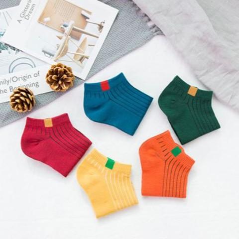 批發價格 外銷日本可愛學院風襪子 短襪 船型襪(ZH005)【FIZZE】