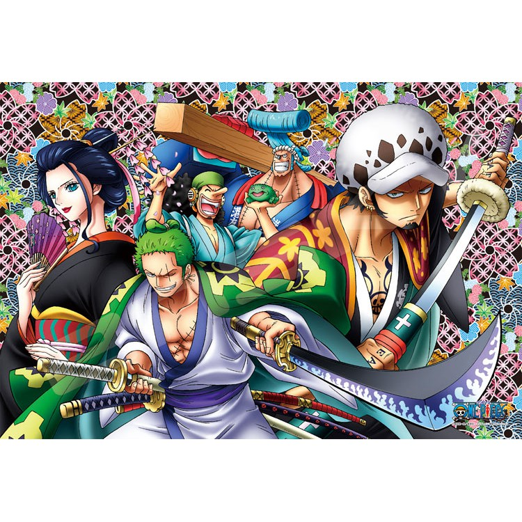 Ensky 和之國 貳 300P 拼圖總動員 航海王 海賊王 One Piece 日本進口拼圖